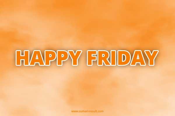 Happy-friday-images-orange