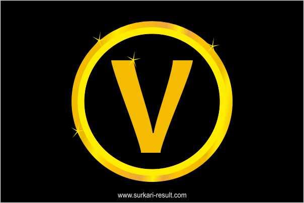 V-letter-image-gold-circle