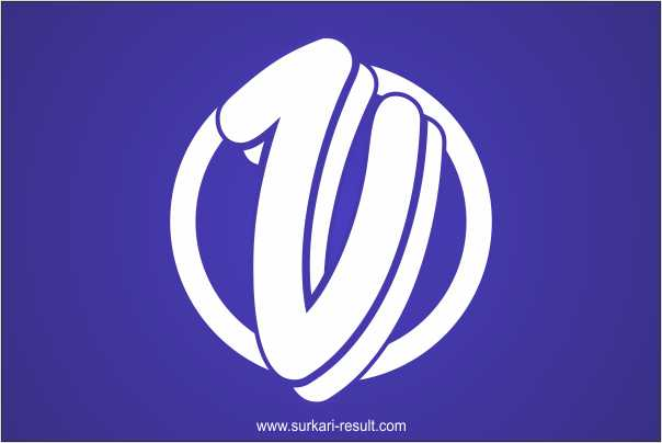 stylish-v-letter-image-blue