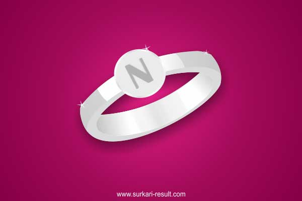 N-letter-ring-silver