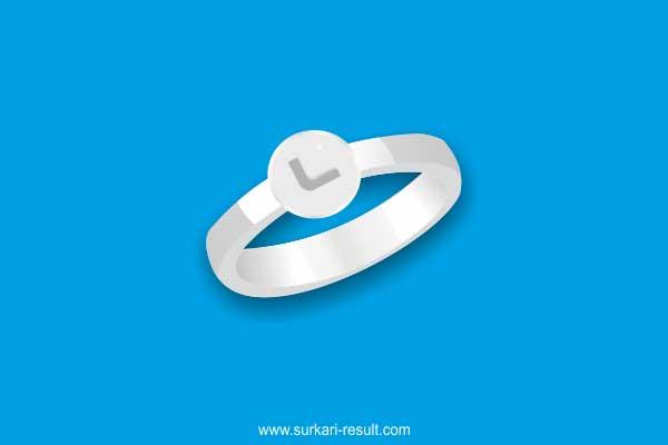 blue-L-letter-on-ring