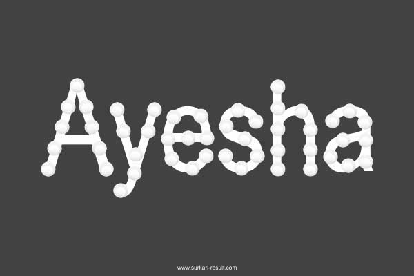 ayesha-name-images-chain