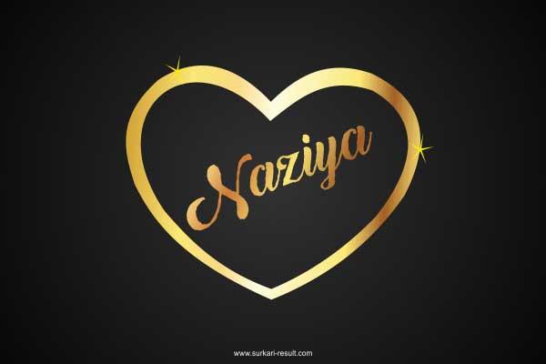 Naziya-name-image-golden-pendent