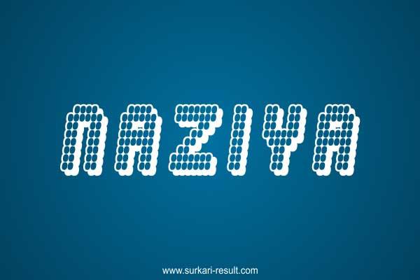Naziya-name-image-lights