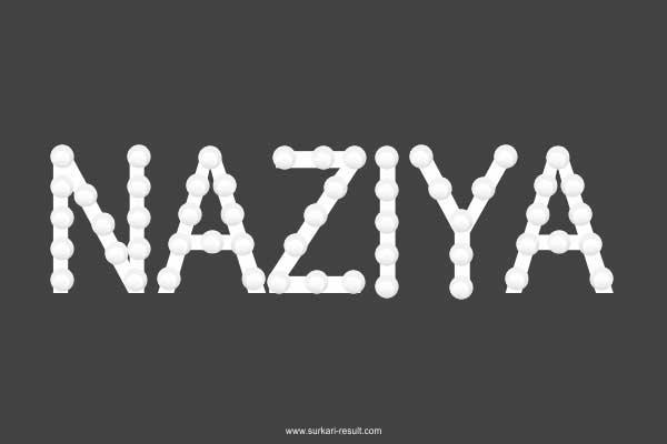 Naziya-name-images-chain
