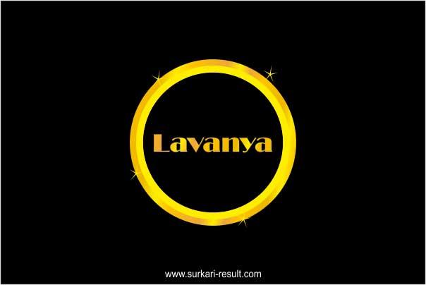 stylish-Lavany-name-image-golden
