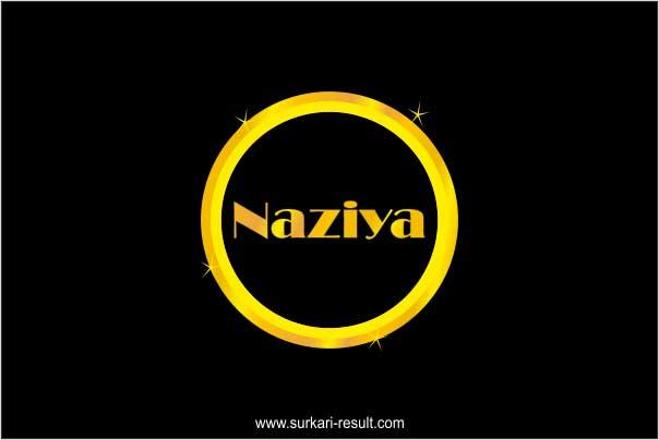 stylish-Naziya-name-image-golden